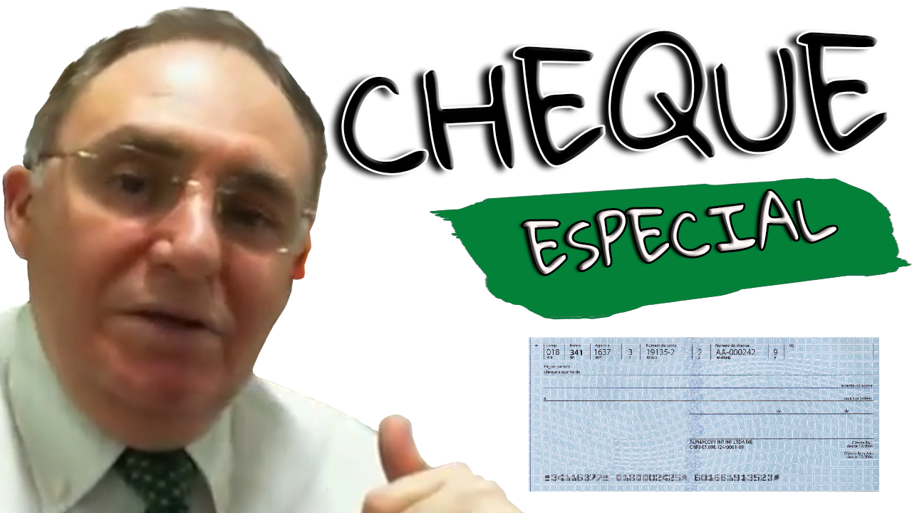 Significado do cheque especial