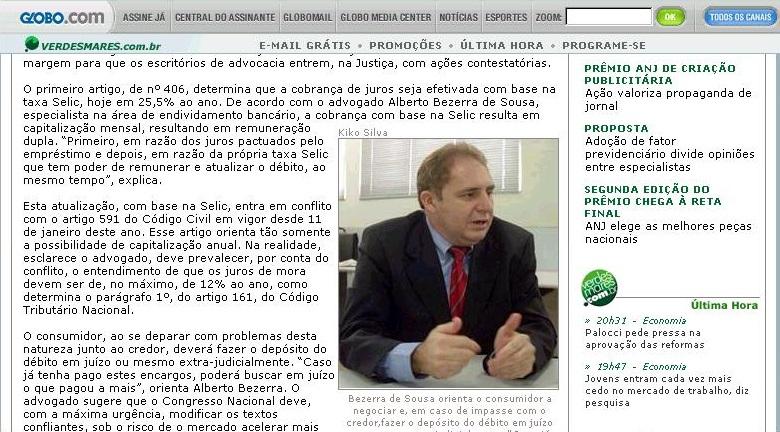 Prof. Alberto Bezerra
