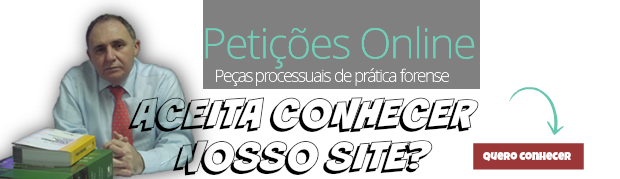 Site Petições Online |Prof Alberto Bezerra|