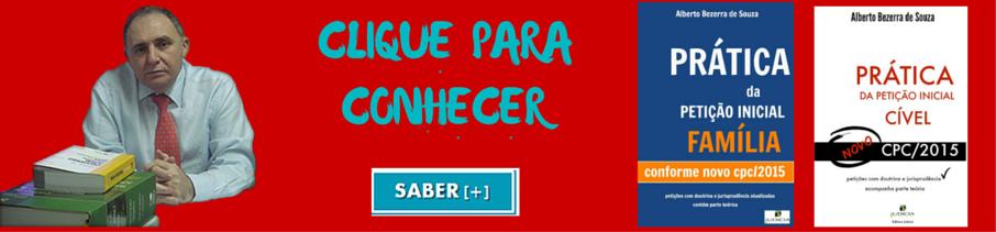 Livro Prática da Petição Inicial: Cível - Conforme CPC/2015 - Prof Alberto Bezerra