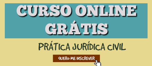 Curso Online Grátis de Prática Jurídica Civil Novo CPC