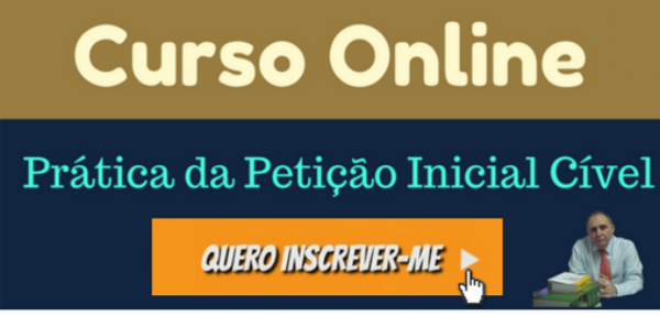 Curso Online Prática Jurídica Civil Prof Alberto Bezerra