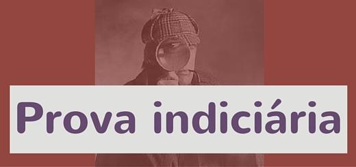 Prova indiciária no Código de Processo Civil