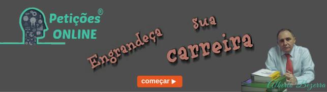 Site PETIÇÕES ONLINE - |Prof Alberto Bezerra|