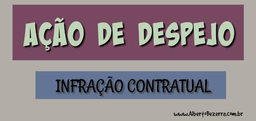 Modelo de petição inicial de ação de despejo por infração contratual sublocação