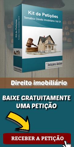 Sidebar – Baixar pet grátis Direito Imobiliário