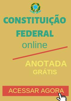 Constituição Federal Atualizada e Anotada