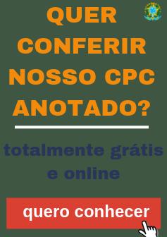 Novo CPC de 2015 atualizado e anotado